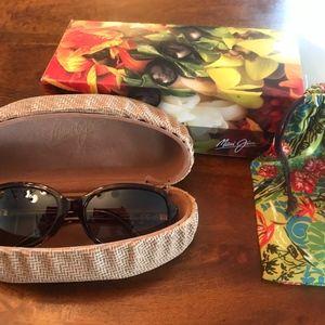 Women's Maui Jim Tortoise Sunglasses